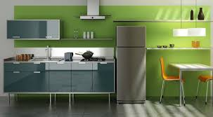 Small Picture Greem Interior Color Design Kitchen Home Interior Designs Within