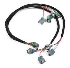 misc pcm electronics camaro firebird wsstore com holley replacement fuel injector wiring harness