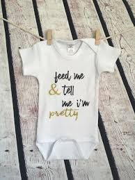 Design A Onesie Baby Shower Adorable Customizable Baby Girl Onesies Bodysuit Funny