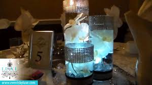 Turquoise And White Wedding Decorations 2014 Silver Black And White Wedding Decor By Luxe Weddings And
