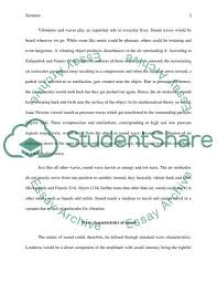 Physics Of Sound Essay Example Topics And Well Written