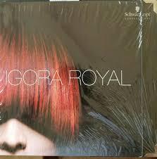 Schwartzkopf Igora Royal Color System Hair Color Chart