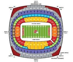 Cleveland Browns Stadium Seating Chart View Cleveland Browns Stadium Seating View Bulutlar Co