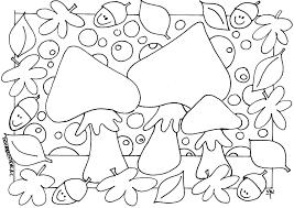 Kleurplaat Herfst Download De Allerleukste Kleurplaten Herfst Beste