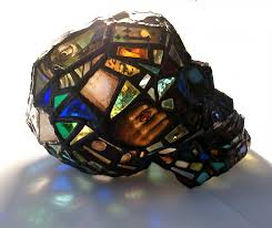 church like stained glass sculptures laura keeble 8