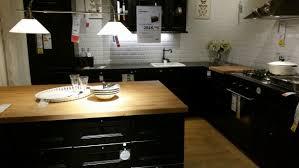 Cuisine Laxarby Ikea Cucine In 2019 Déco Maison Ikea Cuisine Noire