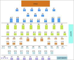 Chameleon Club Lancaster Pa Seating Chart 60817seatingchart Dutch Apple Dinner Theatre