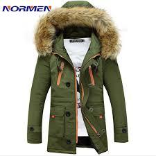 green winter coat uk