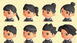 You can download animal crossing hairstyle guide 35369 animal crossing new leaf 679x1024 px or full size click the link download below. Animal Crossing New Horizons Switch Hair Guide Polygon