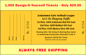 Raffle Ticket Booklets Raffles For Less Raffles For Less