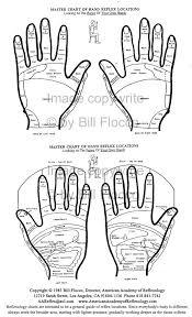 Free Charts Reflexology Foot Massage Reflexology School