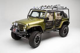 jeep wrangler 4 door cargo roof rack cargo box 1 of 2 2007 2018
