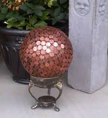 Bowling Ball Decorations Extraordinary How To Make A Penny Bowling Ball House Of Hawthornes