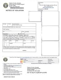 violationinfo s notice of violation clayton county to enlarge