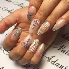 26+ Long Acrylic Nail Art Designs , Ideas   Design Trends ...