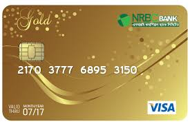 Gold Card Office Nrb Commercial Bank Ltd