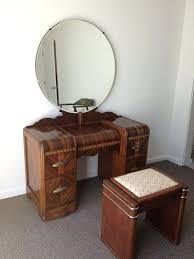 art deco bathroom furniture. vanities art deco bathroom mirror cabinet nouveau vanity 1930s waterfall bedroom furniture o