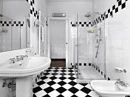 Black And White Bathrooms Elegant Black White Bathroom Hd9b13 Tjihome