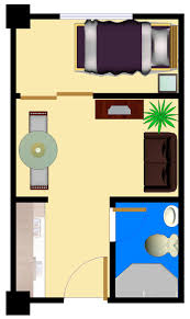 Small One Bedroom Apartment Floor Plans Apartment Single Bedroom Apartment Floor Plans Inspired Decor 14