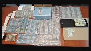 Of 375 Park Illegal In Seize Police College Oil Thc Cartridges wAqtz5v