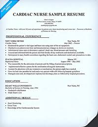 100 Oncology Nurse Resume Sample Nurse Resume Template