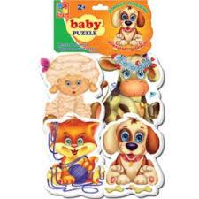 <b>Vladi Toys Мягкие</b> паззлы Baby puzzle | Отзывы покупателей