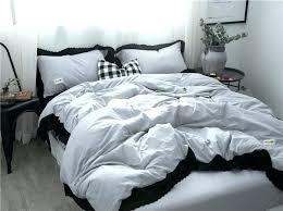 washed linen duvet charming black linen duvet cover duvet cover black washed linen duvet cover washed