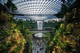 Icn Design International Pte Ltd Jewel Changi Airport Wikiwand
