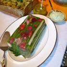 asparagus jell o salad