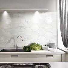 marble hexagon follow us on instagram concepttiles toowoomba large marble tile backsplash