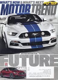 motor trend vol 66 no 7