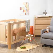 nursery furniture for small spaces. Saving Small Baby Room Spaces With Cherry Wood Nursery And Furniture For