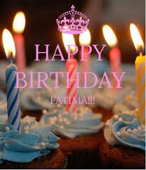 Latesthappy Birthday Fatima Wishes Cake Status Images Gif