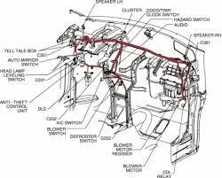 1997 chevy blazer wiring harness 1997 wiring diagrams online