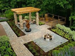 cheap backyard ideas no grass. backyard incredible garden design with wooden fences bonfire cheap ideas no grass i
