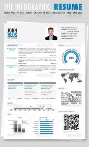 Infographic Resume Templates Mesmerizing Best Ideas Of Infographic Resume Template Teacher Perfect