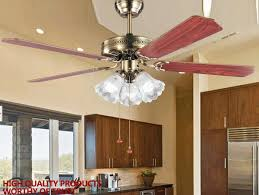 Soffitto In Legno Illuminazione : Pollici fan lampadario legno moderna del soffitto di