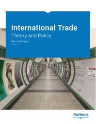 international trade theory and policy international trade theory and policy v 2 0