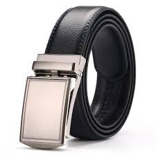 All Designer Belts Us 13 01 38 Off Men Genuine Leather Belt Automatic Buckle Designer Belts High Quality Formal Solid Jeans Waist Business Style 44 52