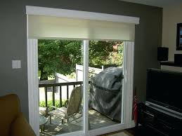 creative shades for sliding glass doors roller shade on a patio door photo sharing cellular shades