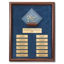 Employee Of The Month Photo Frame Diamond Employee Of The Month Program Basic