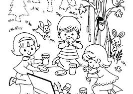 Coloring Pages Kids N Fun Of Children World Page Child Kid Printable