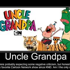Uncle Grandpa by dobbed - Meme Center via Relatably.com
