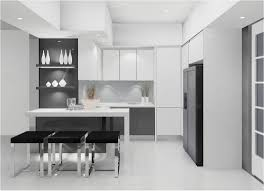 Small Kitchen Modern Kitchen Design Modern Small Kitchen Design With Two Colors