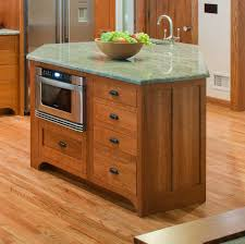 Kitchen Cabinet For Microwave Island Kitchen Island Microwave Built In
