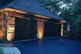 garage outside light led