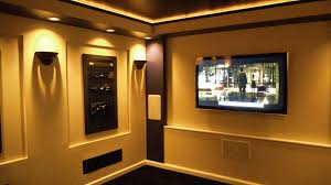simple home theater.  Theater Home Theater Installation Auburn 36830 Setup Projectors Speakers  Electronic Wiring To Simple