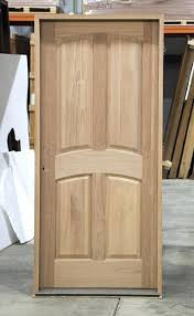 cl 4 fire door minute panel rated exterior doors wood garage entry with glass decorating mahogany