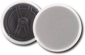 speakers ceiling. yamaha® - 2-way in-ceiling speakers (pair) white ceiling a