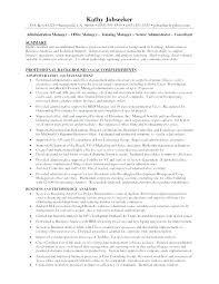 Manager Job Description For Resume Office Medical Template J